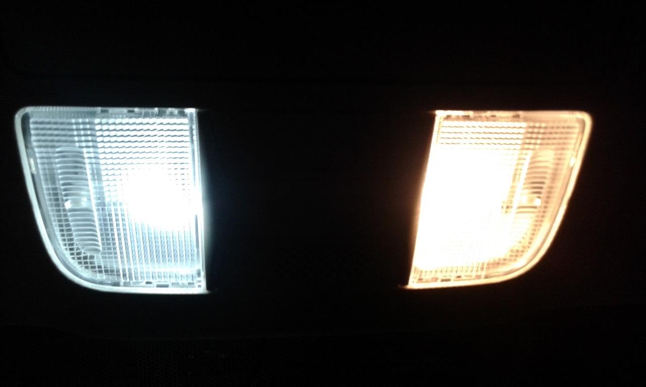 GUÍA - Luces de interior LED para la Honda CRV 2014 | Foro de Autos Honda